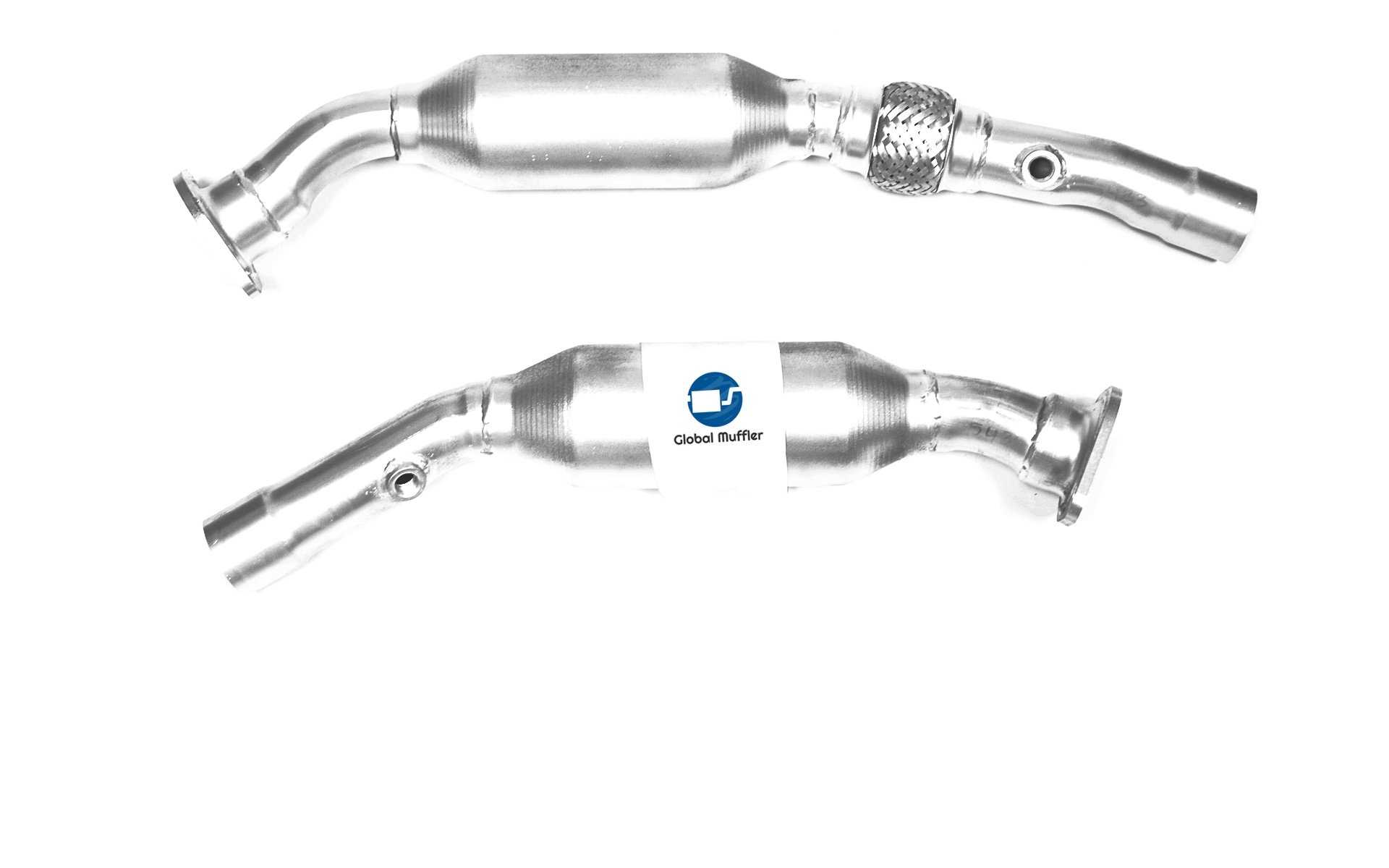 2006-2007 Dodge Charger 2.7L 3.5L Right Side Direct Fit Catalytic Converter